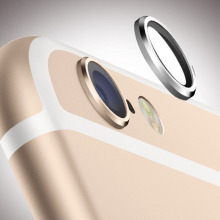 최신 보호 미니 카메라 금속 반지 iPhone6/6plus에 대 한