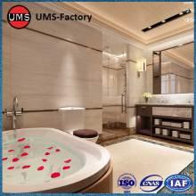 الرخام نظرة بلاط الحائط batthroom للاستحمام