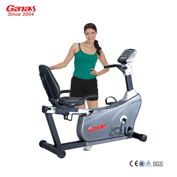 Cyclette indoor recumbent fitness fitness ciclismo indoor