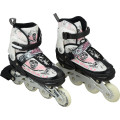 CE Test PU Wheels Inline Skate Shoes