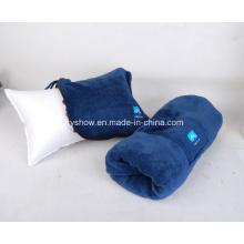 Анти-пиллинг коралловые флисовой одеяло набор (SSB0128)