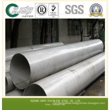316L Stainless Steel Seamless Pipe Tube China Manufacturer