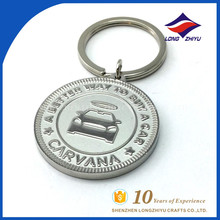 High quality wholesale coin keychain for sale