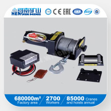 China Topo de la marca Elelctric Winches