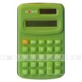 Calculadora de mão de 8 Digitas Dual Power Calcula 104 * 67 * 11mm (LC321C)