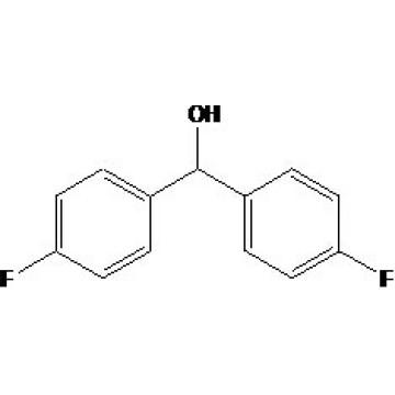 4, 4'-Difluorobenzhydrol N ° CAS: 365-24-2