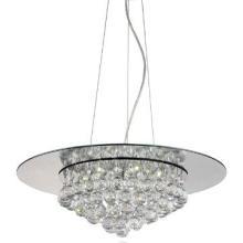New design G4 crystal pendant lamp glass