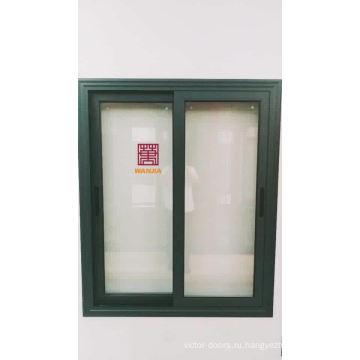 Дизайн на заказ звуконепроницаемые раздвижные окна из алюминиевого сплава Дизайн на заказ звуконепроницаемые раздвижные окна из алюминиевого сплава