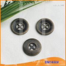 Zink-Legierungsknopf u. Metallknopf u. Metallnähknopf BM1650