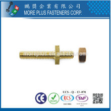 Fabriqué à Taiwan Batteries en acier inoxydable Boulons P2