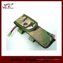 Ejército táctico Aeg externo Nylon grande batería bolsa bolso