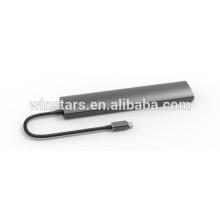 Multi function Type C USB 7-port Charging hub