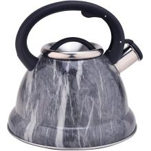 Estufa Hervidor de agua Hervidor de agua de acero inoxidable para silbar