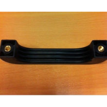 Beautiful Shape Hdpe Kitchen Door Handle Without Brass Insert For Auto , Machine 90*120mm 36mm Heights