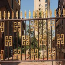 алюминиевый забор временный забор пост