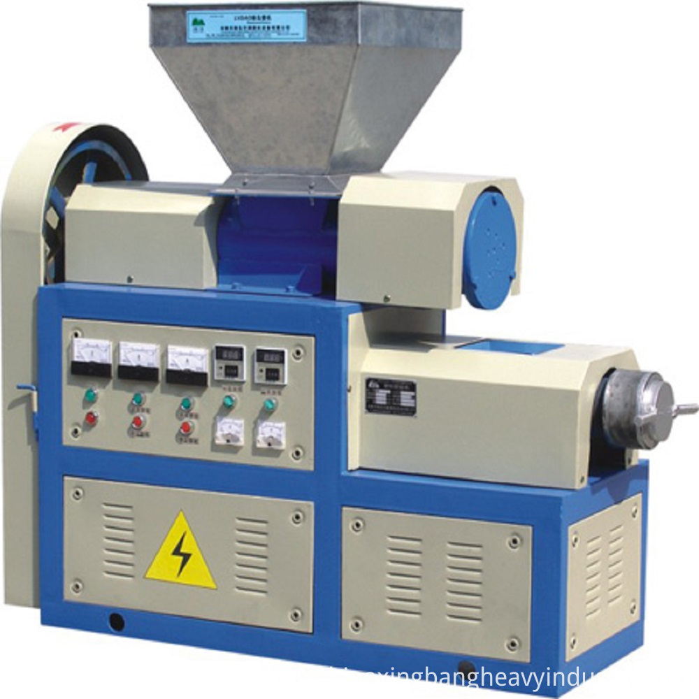 plastic extruder machine price