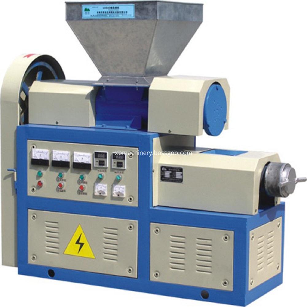 plastic extruder machine price