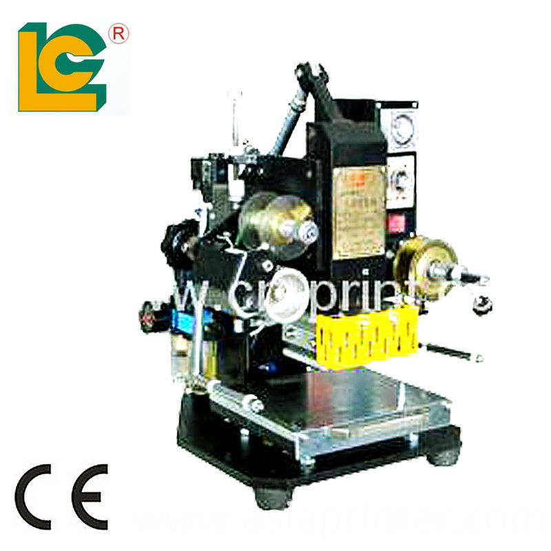mini Plane leather gold stamping machine
