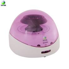 Prix scientifique de centrifugeuse mini centrifugeuse utilisée pour le laboratoire sur le bureau