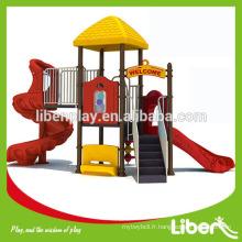 Children School Daycare Jeux d'extérieur, équipement d'aire de jeux d'extérieur pour enfants à vendre