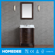 Newest Modern Hotel Furniture Bathroom Cabinet,Solid Wood Cabinet,Bath Cabinet