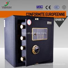 Cheap electronic portable fireproof acrylic mx security key box