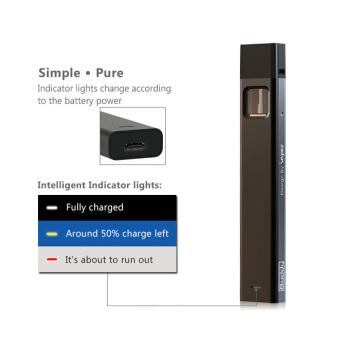 Ibuddy fashion Electronic Cigarette cartridge no leakage wholesale free vape pen