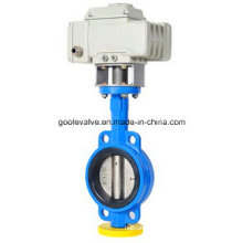 Motorisierte Wafer-Absperrklappe (GAD971X)