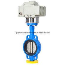 Моторизованная Клапан-Бабочка вафли (GAD971X)