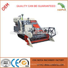 Reis-Mähdrescher-Maschine