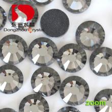 DMC cristal gris Hot Fix strass pour perles en gros
