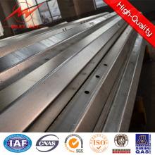 Outdoor 69kv 11.8m 20kn Steel Electric Power Pole