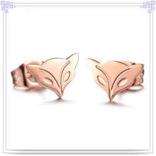 Jóias brinco de jóias de aço inoxidável (EE0054)
