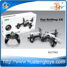 H127901 2.4Ghz Mini Rc Вертолетный гироскоп, Drone с камерой HD Video / RC Quadcopter с камерой