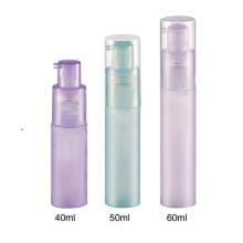 Botella cosmética de la espuma del animal doméstico del cuidado personal con la bomba de la espuma (NB240)