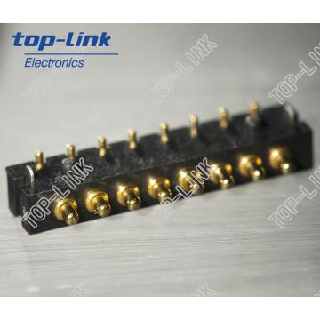 Connecteur Pin Pogo à angle droit