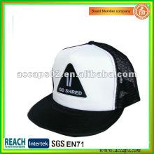 5-Panel Mesh Hats und Caps mit SN1168