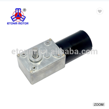ET - WGM58BL motor for BBQ 80kg.cm 12V 24V DC worm gear motor