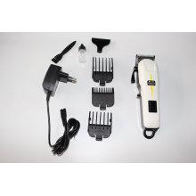 Professionnel sans fil tondeuse Salon utilisation cheveux tondeuse Rechargeable tondeuse à cheveux 2017