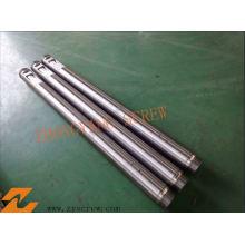 70mm Bimetall Einzel und Fass für die Extrusion