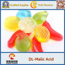 FCCIV/E296 DL-Яблочнокислая кислота/яблочная кислота CAS никакой 617-48-1
