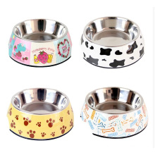 (BC-PE1002) High Quality Reusable Melamine Pet Basin