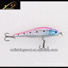 PLL005 Leurres durs d'appâts de pêche de crayon