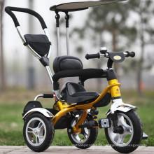 Triciclo do bebê do artigo do bebê quente da venda para a venda