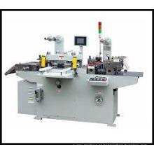 Rótulo do leito morrer máquina de corte e máquina de Hot Stamping