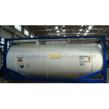 21M3 Hydrogen Fluoride Anhydrous Tank Container