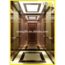 Energiesparende Maschine Raum weniger vvvf Passagier Aufzug