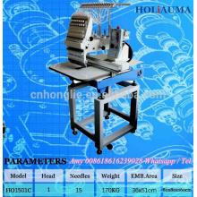 Nouveau Tajima Type HOLIAUMA 1 tête de machine à broder informatisée ON SALE