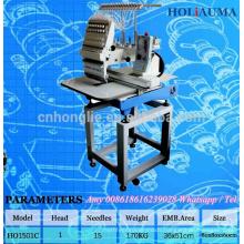 New Tajima Type HOLIAUMA 1 Head Computerized embroidery machine ON SALE