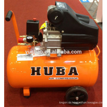 HUBA BAMA Minikolben direkt angetriebener Luftkompressor 2HP / 50L